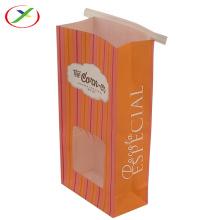 Popcorn Brown Kraft Paper Bag