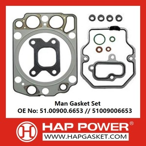Man Head Gasket Set 51009006653