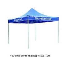 Tente de partie de cadre en acier de couverture carrée de la publicité 3X3m (YSBEA0032)