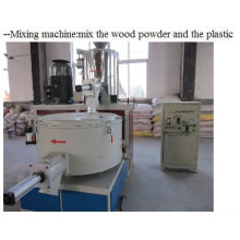 SHR Series plastic mixing unit
