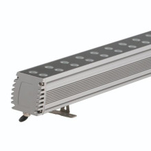 Luz de pared al aire libre de la luz de inundación linear de 72W LED IP65
