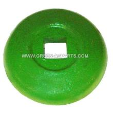 "A13208 John Deere hipper bumper washer with 1-1/8"" square hole"