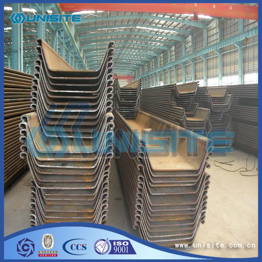 Concrete Sheet Pile
