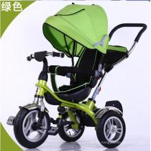 Triciclo novo luxuoso do carrinho de criança de 2016