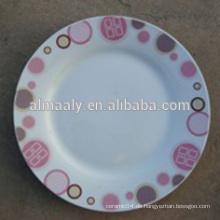Standard Dinner Plate Size, Großhandel Bulk Dinner Plate, moderne Dinner Plate