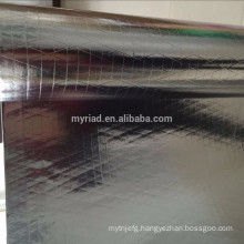High quality aluminum thermal reflective foil insulation, Reflective And Silver Roofing Material