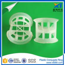 Anillo de plástico conjugado, embalaje plástico de la torre