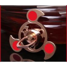 2017 Plus récent style Air rotatif Spinner Toys Fidget Spinner pour laiton soulager le stress