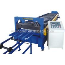 Machine à laminage de feuilles d'aluminium vente chaude