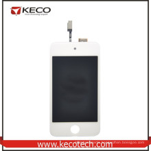 High Quality LCD Display Touch Digitizer Screen Assembly for Apple iPod 4 4th Gen Generation White