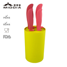 5PCS Kitchen Items Ceramic Knife Set