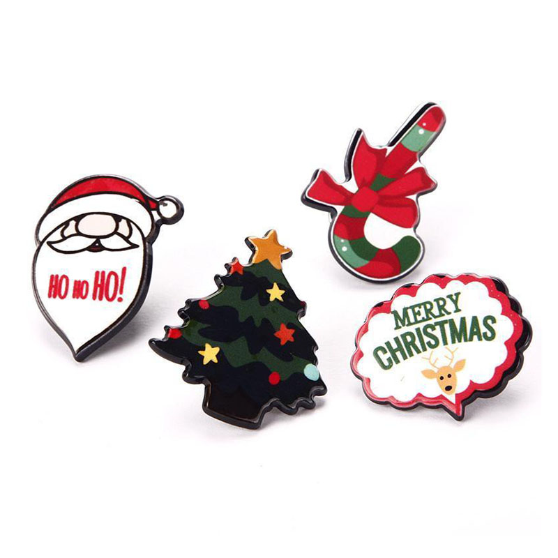 Christmas Holiday Pins