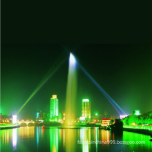 Music Dancing Fountain with Colorful Lighting at Shopping Mall