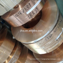 Bandes en bronze phosphore résistantes à la chaleur C5210 prix