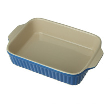 Por atacado New Design Ceramic Bakeware (conjunto)