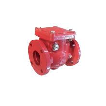 Válvula de retenção de rotação FM / UL Xqh-300