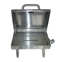Rostfritt stål Tabletop Portable Gas BBQ