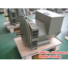 40kw / 50kVA double roulement alternateur avec CE, ISO (JDG224D)