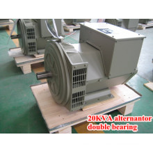 40kw/50kVA Double Bearing Alternator with CE, ISO (JDG224D)