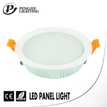 Hot Selling 16W LED Backlit Panel Light Housing for Hotel (Round)