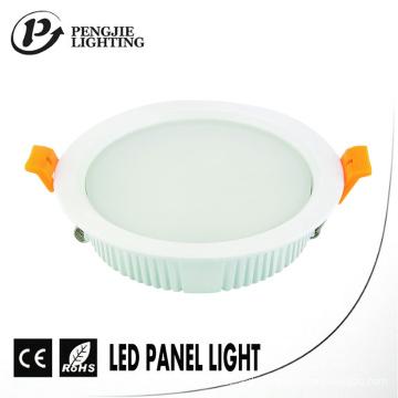 Bom dissipador de calor Alumínio 7W LED Backlit Panel Light Housing