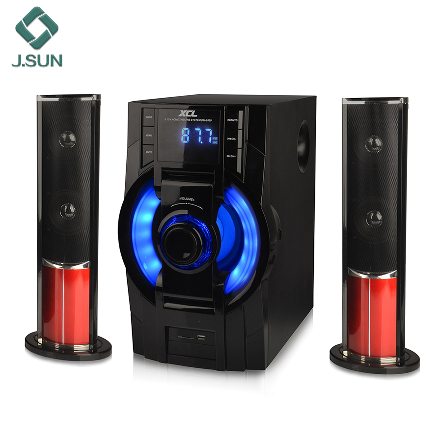 multimedia speaker tower