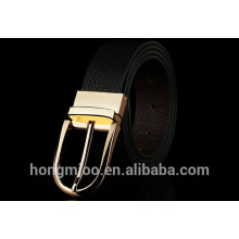 Distinctive urban types of wasit belts/honest leather belt/leather belt men