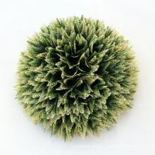 Bolas de musgo decorativas artificiales amistosas de la tierra certificadas SGS para las cubiertas