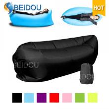 Портативный надувной открытый ленивый диван / кровать / спальный мешок воздуха воздуха