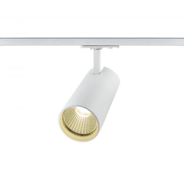 8W DALI dimerizável Cylinder COB LED Track Light