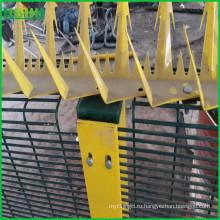 Профессиональный защитный забор повышенной безопасности для продажи