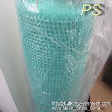 Rede de fibra de vidro de malha ignífuga de alta qualidade