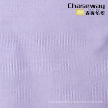 80s / 2 Fios Oxford Pattern tecido tecido de algodão Shirting