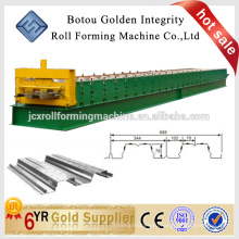 Floor Tile Bearing Plates Floor Deck Roll Forming Machine