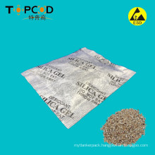 Static Shielding 28% Moisture Absorption Desiccant for Sensitive Apparatus Packaging