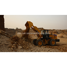 Pengendalian Kargo Port Cargo SEM Wheel Loader