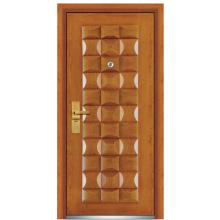 Porta de madeira de aço (FXGM-A102)