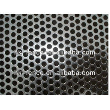 stainless steel / galvanized perforate metal meshsheet hot sale