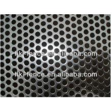 aço inoxidável / galvanizado perfurar metal meshsheet venda quente