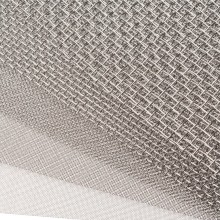 Malha de arame tecido de titânio Hotsale