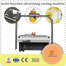 1625 Автоматическая рекламная машина планшетного ножа Kt Board