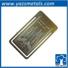 personalizar marcadores de eletrodo de níquel matt