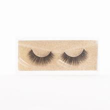 Popular Selling Soft And Natural Synthetic False Eyelash