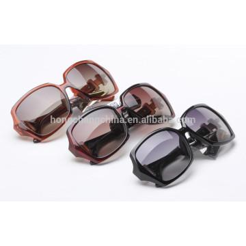 semi-transparent brand women sunglasses (T60032)