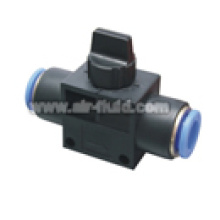 Air-Fluid HVFF 3 Way Exhaust Valve Tube X Tube Valve