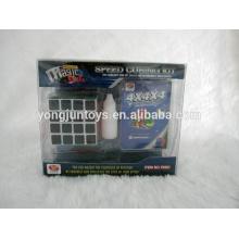 Liso mejor vendiendo cubo mágico de la rompecabezas de la velocidad 4x4x4