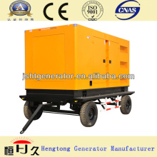50kw Generator Mobile Power Station Series