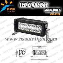 Auto 36W LED bar light 4X4 ,Off road adjustable LED Bar Lights For SUV