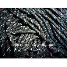 black shoelaces