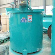 0.6t Mineralmischbehälter mit Rührwerk